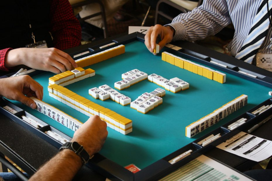 mahjong singapore